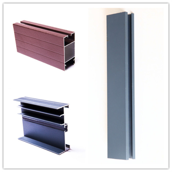 Aluminium Powder Coating Section